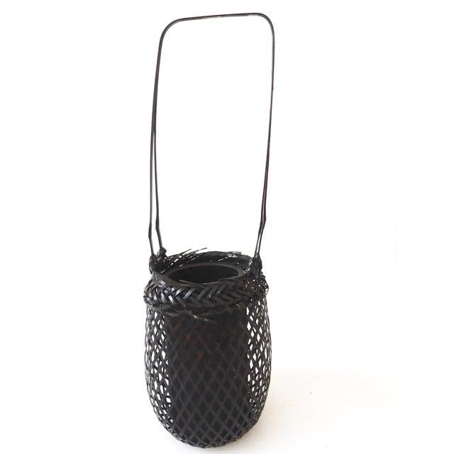 Woven Japanese Ikebana Basket - Image 2 of 6