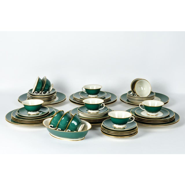 Franciscan China Franciscan Dinnerware for 12 For Sale - Image 4 of 10