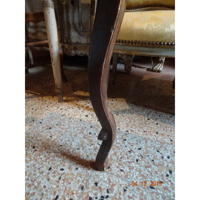 Louis XV Side Table For Sale - Image 11 of 13