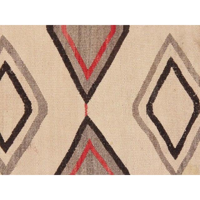 "Pasargad Vintage Navajo Style Area Rug - 2' 7"" X 4' - Image 2 of 3"