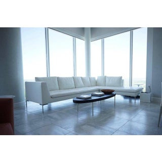 B & B Lucrezia Sectional Sofa in Leather Preview