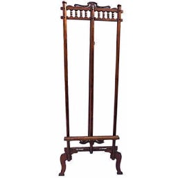 Antique Arts and Craft Easel For Sale