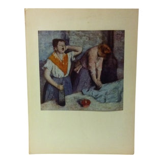 "Mounted Color Print on Paper, ""Two Laundresses"" - Paris - Circa 1950 For Sale"