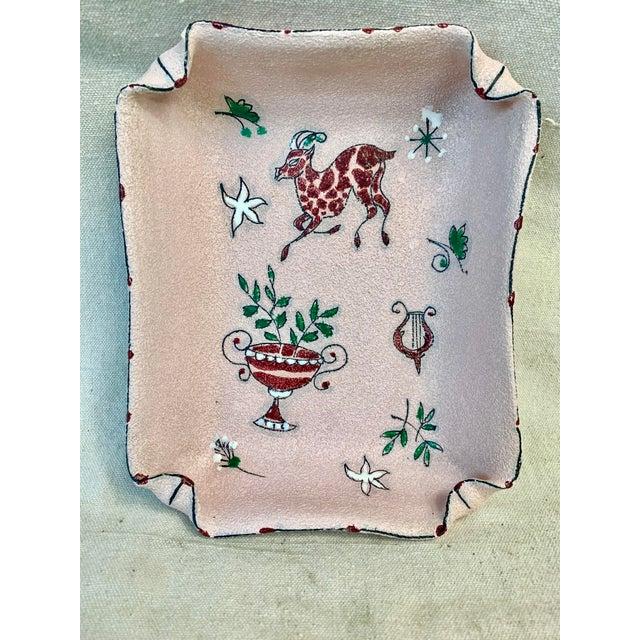 Mid-Century Modern Fratelli Fanciullacci Ceramic Dish For Sale - Image 12 of 12