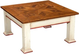 Image of Newly Made Square Coffee Tables