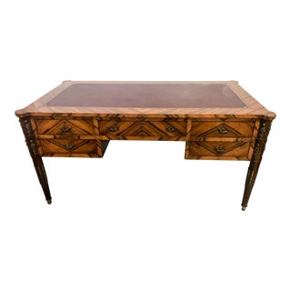 French Louis XVI Style Desk For Sale