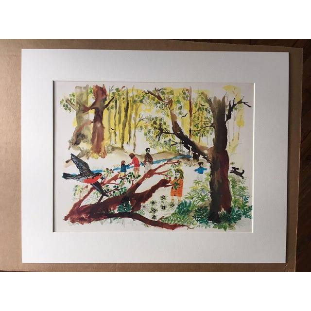 And what kid doesn't love to do that? Flo remembers well some epic adventures with her friends.... This beautiful print by...