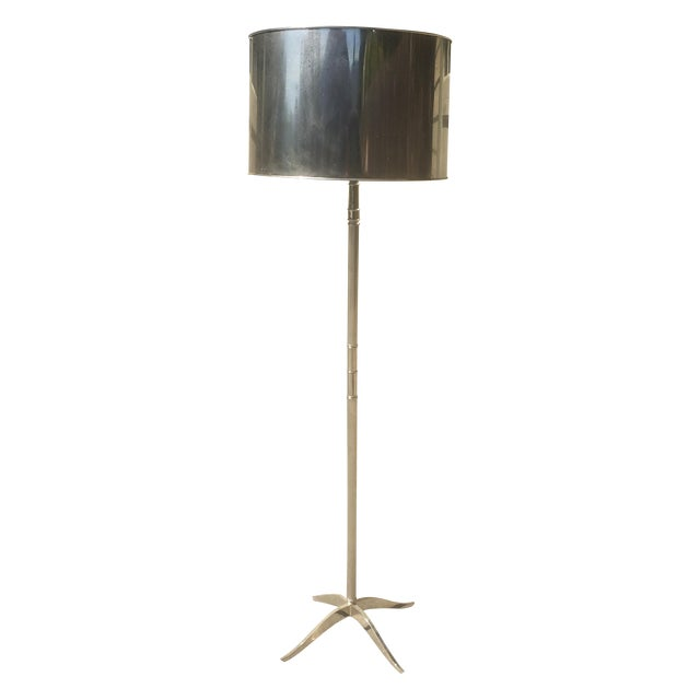 Williams Sonoma Metal Floor Lamp - Image 1 of 4