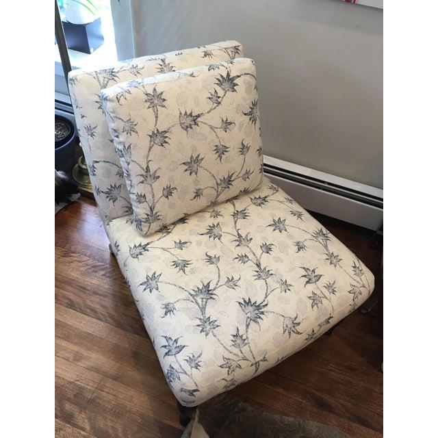 Baker Slipper Chair - Image 3 of 5