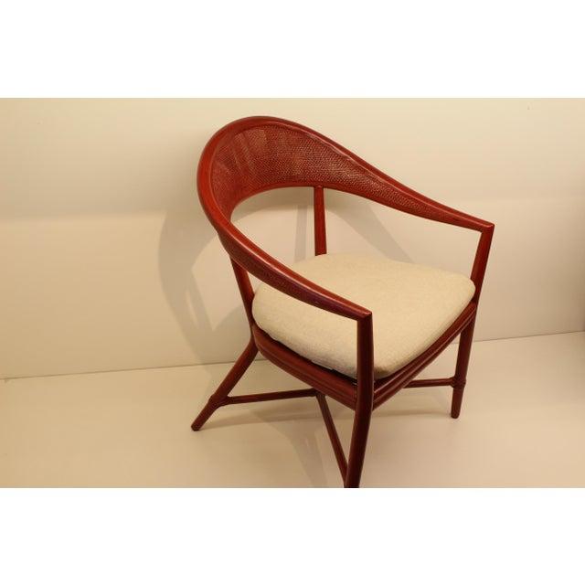 McGuire Roja Mallorca Chair - Image 3 of 7
