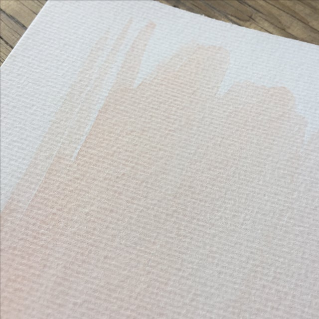 Watercolor Wash Painting - Image 6 of 7