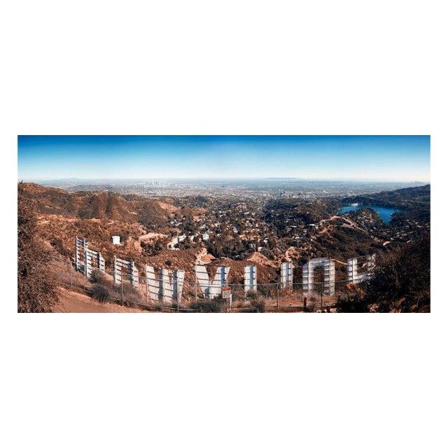 "Rick Rose ""Hollywood"" Floating Photo Print - Image 1 of 2"
