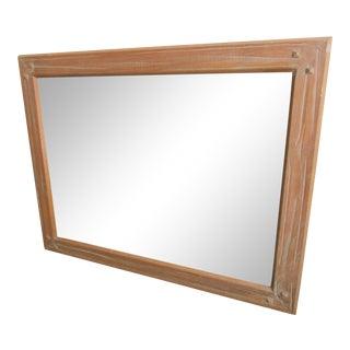 A. Brandt Ranch Oak Mirror