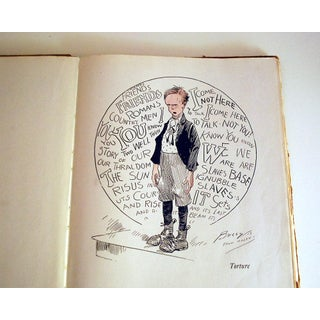 Antique Children's Poetry Book, When a Feller Needs a Friend Preview