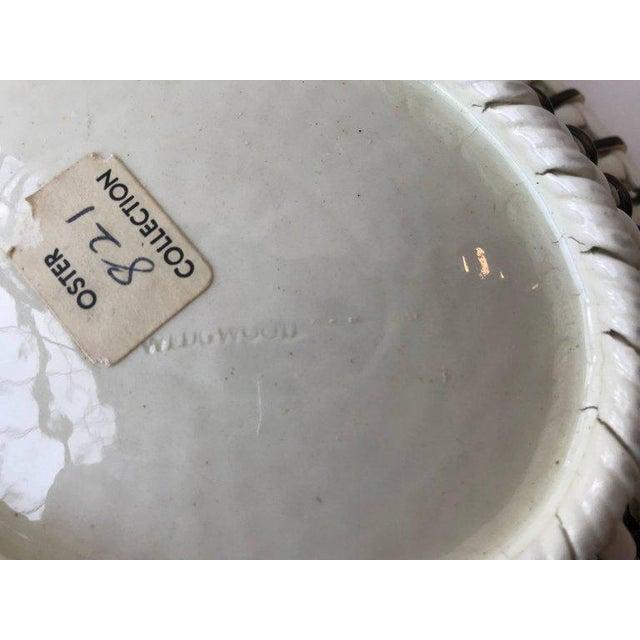Ceramic 19th Century Wedgewood Creamware Basket/Bowl For Sale - Image 7 of 8