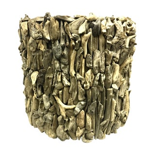 Organic Reclaimed Driftwood Planter