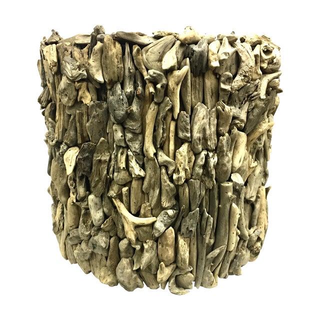 Organic Reclaimed Driftwood Planter - Image 1 of 4