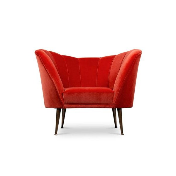 Covet Paris Andes Armchair For Sale - Image 9 of 10
