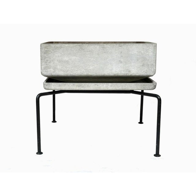 Modern Bruno Rey Jardinaire for Eternit Switzerland For Sale - Image 3 of 5