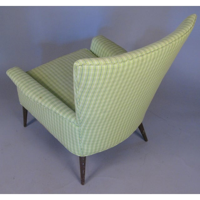 Mid 20th Century High Back Lounge Chair by Paul McCobb For Sale - Image 5 of 7