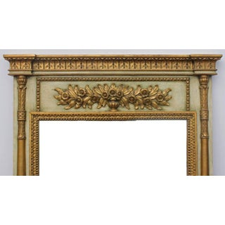 Early 20th Century Neoclassical Style Trumeau Mirror Preview