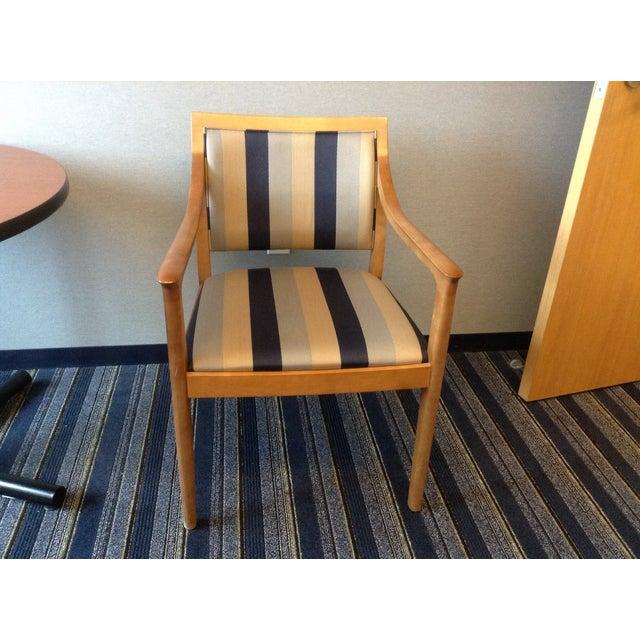 Bernhardt Carson Chairs - Pair - Image 2 of 7