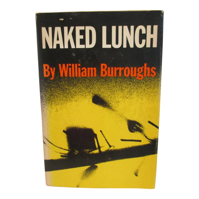 Naked Lunch by William Burroughs - Image 1 of 9