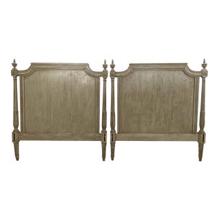 Two Similar Headboards, 18th Century France For Sale