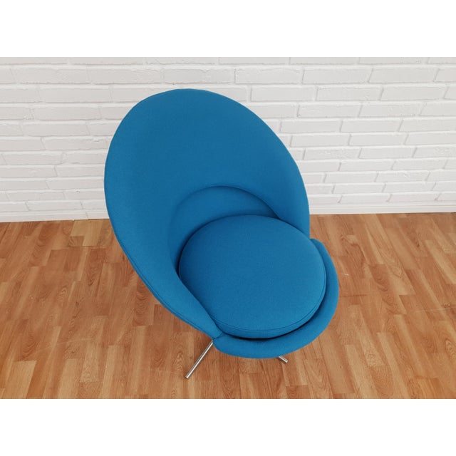 """1970s Vintage Verner Panton """"Cone"""" Chair For Sale - Image 6 of 13"""