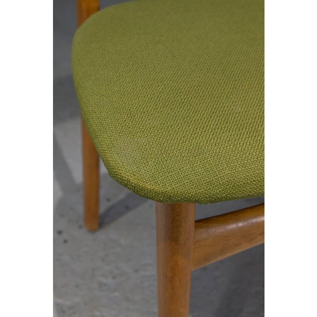 Teak Danish Modern Teak Dining Chairs- Set of 4 For Sale - Image 7 of 10