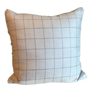 Ralph Lauren Light Gray Pillows - a Pair