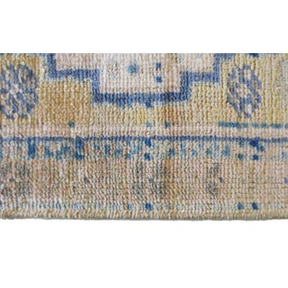 Vintage Turkish Blue Runner-1'10'x3'11' Preview