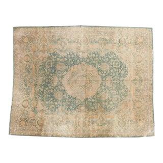 "Vintage Khorassan Carpet - 8'5"" X 10'10"""