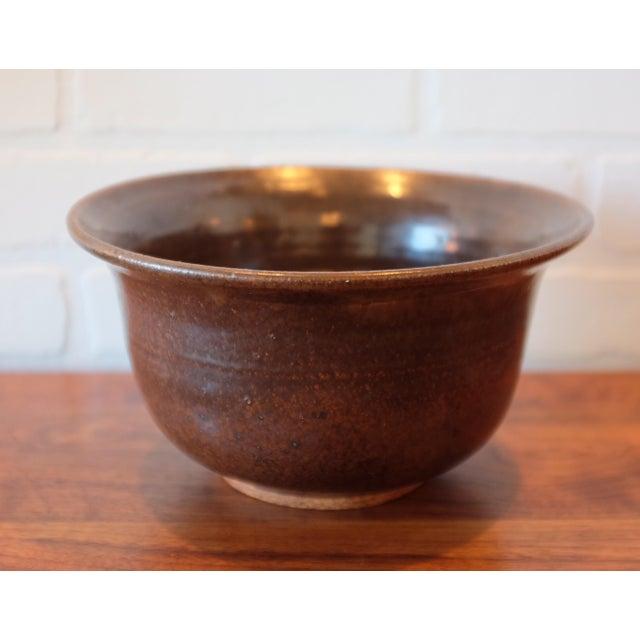 Signed Handmade Studio Pottery Ceramic Decorative Bowl - Image 4 of 4