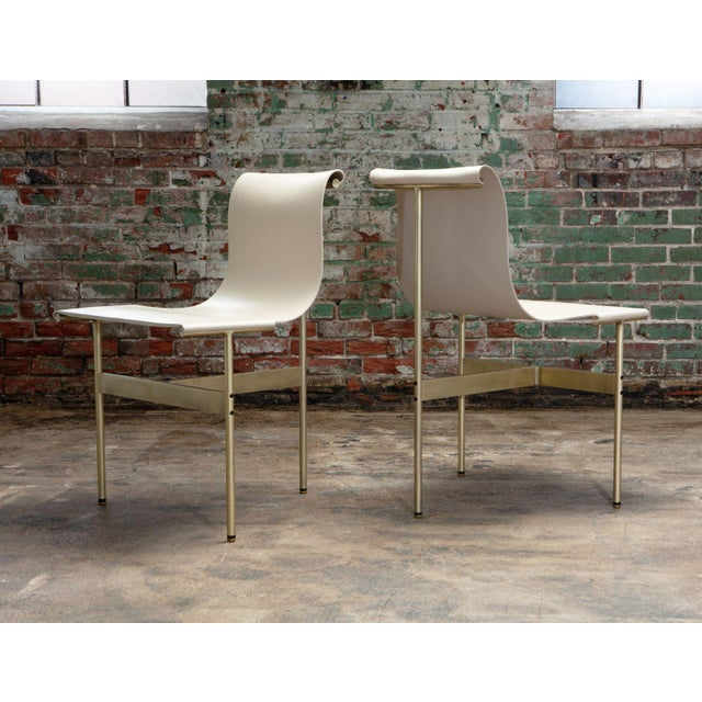 Mid-Century Modern Mid-Century William Katavalos, Ross Littell, and Douglas Kelly Chairs - a Pair For Sale - Image 3 of 5