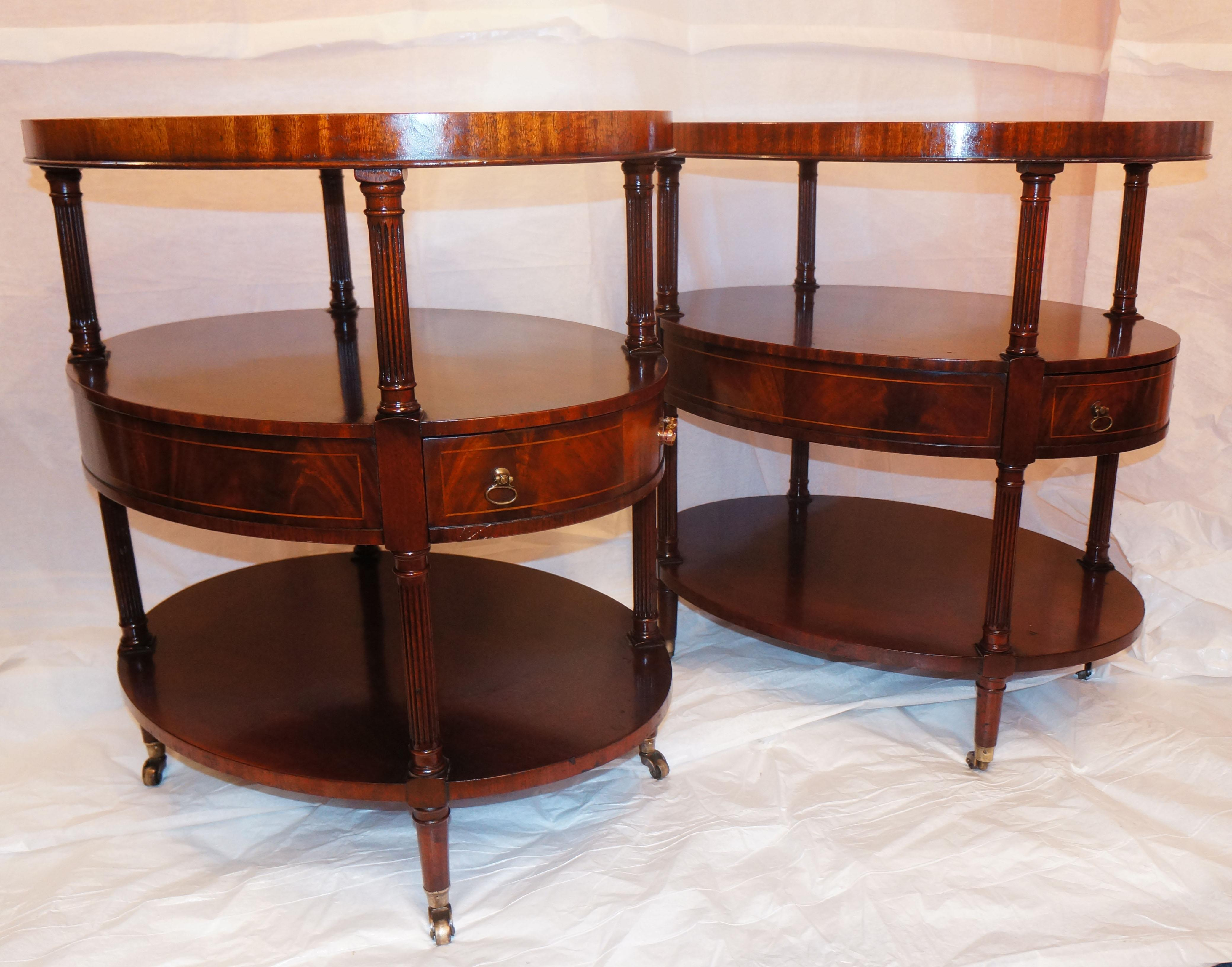 Weiman Heirloom Side Tables Chairish