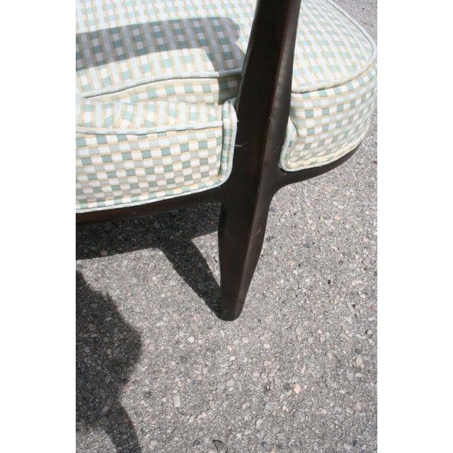 "Edward Wormley ""Janus"" Armchair for Dunbar - Image 5 of 11"