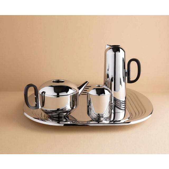 2010s Tom Dixon Form Jug Stainless Steel For Sale - Image 5 of 7