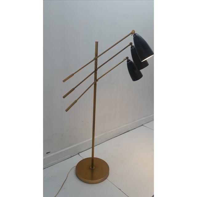 Triennale Arredoluce Floor Lamp For Sale In New York - Image 6 of 8