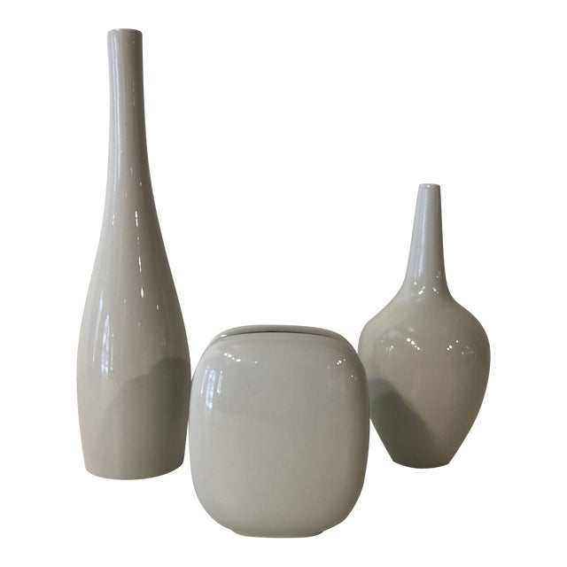 Rosenthal Studio Line Vases - Set of 3 For Sale