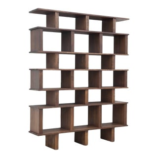 """Contemporary Design Frères Tall """"Verticale"""" Shelving Unit For Sale"""
