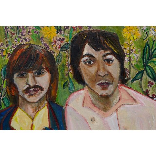 Wyona Diskin Wyona Diskin John Paul George & Ringo For Sale - Image 4 of 11