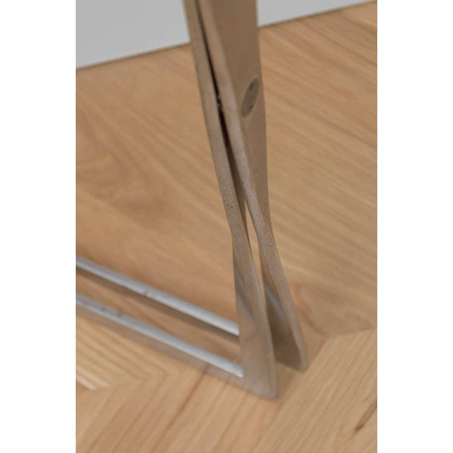 "Poul Kjaerholm ""Pk91"" Folding Stool - Image 6 of 10"