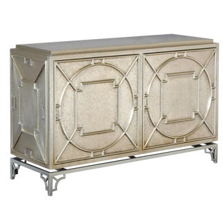 Global Views Arabesque Chest For Sale