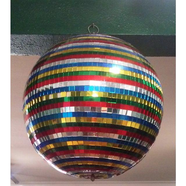 Vintage 1970's Disco Ball - Image 2 of 4