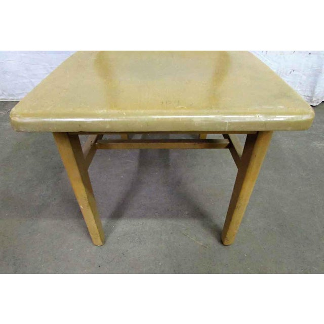 Solid Maple School Chair For Sale - Image 6 of 10