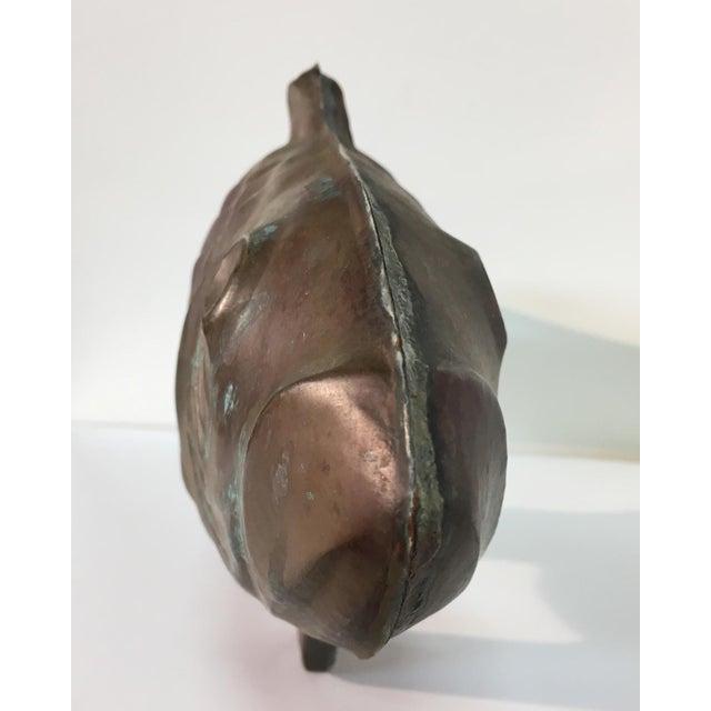 Molded Copper Codfish Weathervane - Image 6 of 9