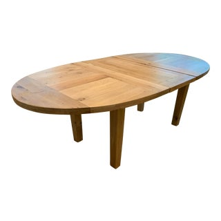 Farmhouse Abc Furniture Dining Table For Sale