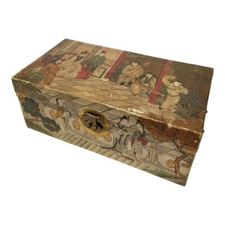 Chinese Trunk For Sale