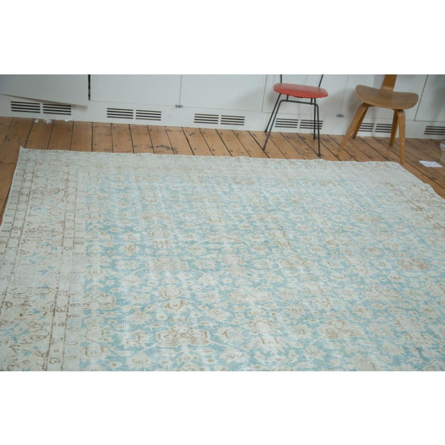 "Distressed Oushak Carpet - 8'10"" X 12'4"" - Image 4 of 10"
